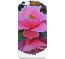 Camellia wears Pink.......... iPhone Case/Skin
