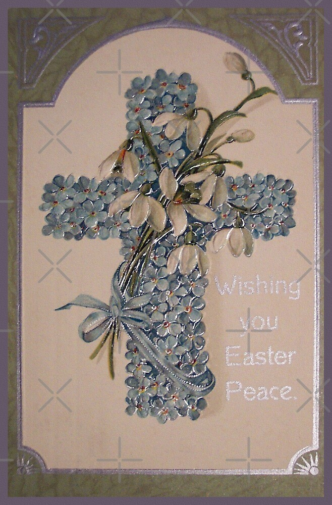 Easter Card 6 by EbyArts