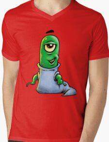 Private Pahhtz Mens V-Neck T-Shirt