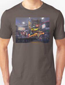 Jak 2 - Chase Unisex T-Shirt