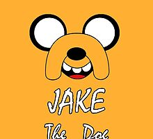 Adventure Time - Jake The Dog by TylerMellark
