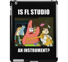 Is FL Studio an Instrument? iPad Case/Skin