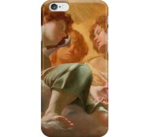 Simon Vouet - Model for Altarpiece in St. Peters iPhone Case/Skin