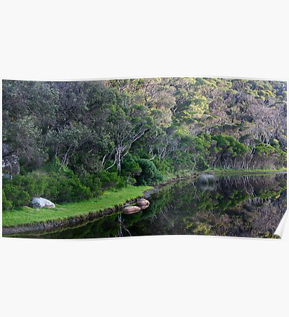 Wilsons Promontory Reflections Poster