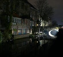 Spooky Bruges by smedley