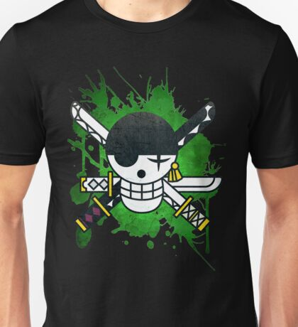 New World Zoro v2 Unisex T-Shirt