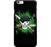 New World Zoro v2 iPhone Case/Skin