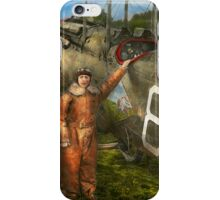 Plane - First One-Stop Flight Across the US - 1921 iPhone Case/Skin