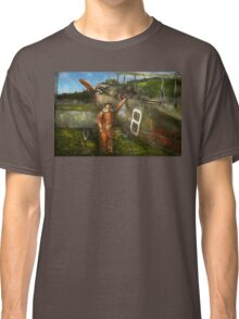 Plane - First One-Stop Flight Across the US - 1921 Classic T-Shirt