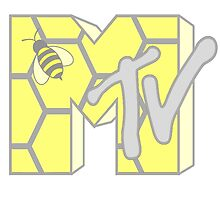 MTV Logo (Honeycomb) by UnsaidThings