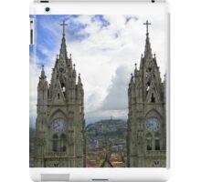 The Best View In Quito Ecuador iPad Case/Skin