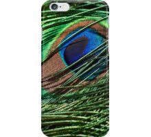 Iridescent plumage-iPhone iPhone Case/Skin