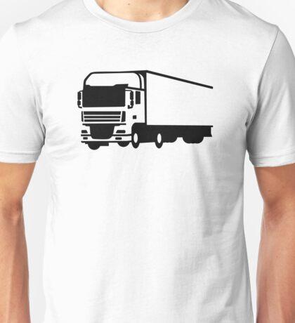 Truck lorry Unisex T-Shirt