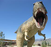 Dinosaur Attack by Greg Kaczynski