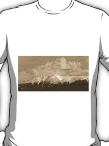 Fagaras mountains Romania, Carpathian Mountains T-Shirt