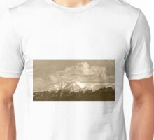 Fagaras mountains Romania, Carpathian Mountains Unisex T-Shirt