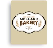 Hunger Games - Mellark Bakery Canvas Print