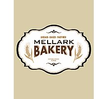 Hunger Games - Mellark Bakery Photographic Print