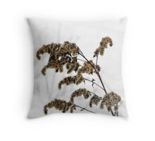 They Cling Tight Throw Pillow