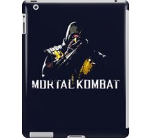Scorpion - Mortal Kombat iPad Case/Skin