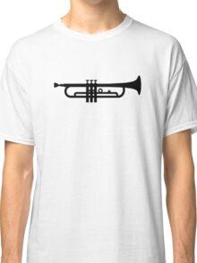 Black Trumpet Classic T-Shirt