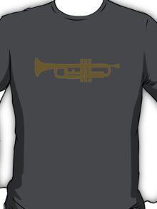 Golden trumpet T-Shirt