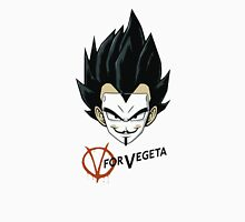 V of Vegeta Unisex T-Shirt