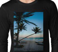Tulúm, Mexico Long Sleeve T-Shirt