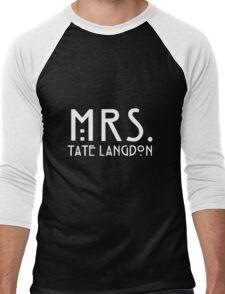 mrs. tate Men's Baseball ¾ T-Shirt