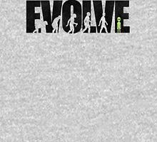 EVOLVE Mens V-Neck T-Shirt
