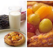 Fruit Tartlet by MariaVikerkaar
