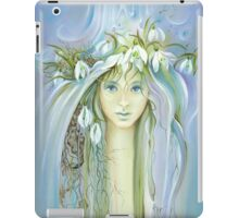 """The Spring to Come (Primrose)"" from the series ""Eight Seasons of the Year"" iPad Case/Skin"