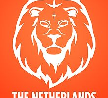 The Netherlands 3rd Place world cup 2014 - Version 2 by moombax