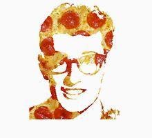 Pizza Buddy Holly Unisex T-Shirt