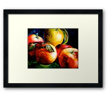 Time on MY Hands Framed Print