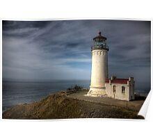 Lighthouse I Poster