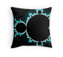 Outline Brot Throw Pillow