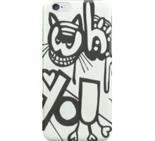 Print of Do What You Love papercutting iPhone Case/Skin