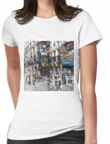 CAM02117-CAM02120_GIMP_B Womens Fitted T-Shirt