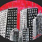 NEW YORK / NEW YORK by WhiteDove Studio kj gordon