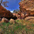 Rock Hollow Ravine - - HDR by Dennis Jones - CameraView