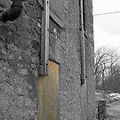 What's Behind The Door? (III) by K W