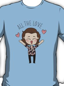 ALL THE LOVE  T-Shirt