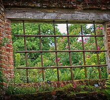 A room with a view - Sissinghurst Castle by Mortimer123