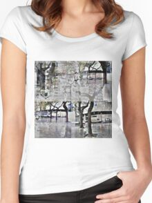 CAM02179-CAM02182_GIMP_A Women's Fitted Scoop T-Shirt