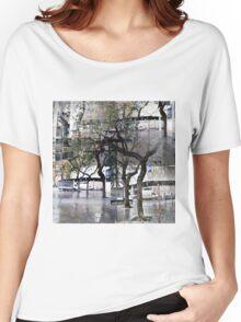 CAM02179-CAM02182_GIMP_B Women's Relaxed Fit T-Shirt