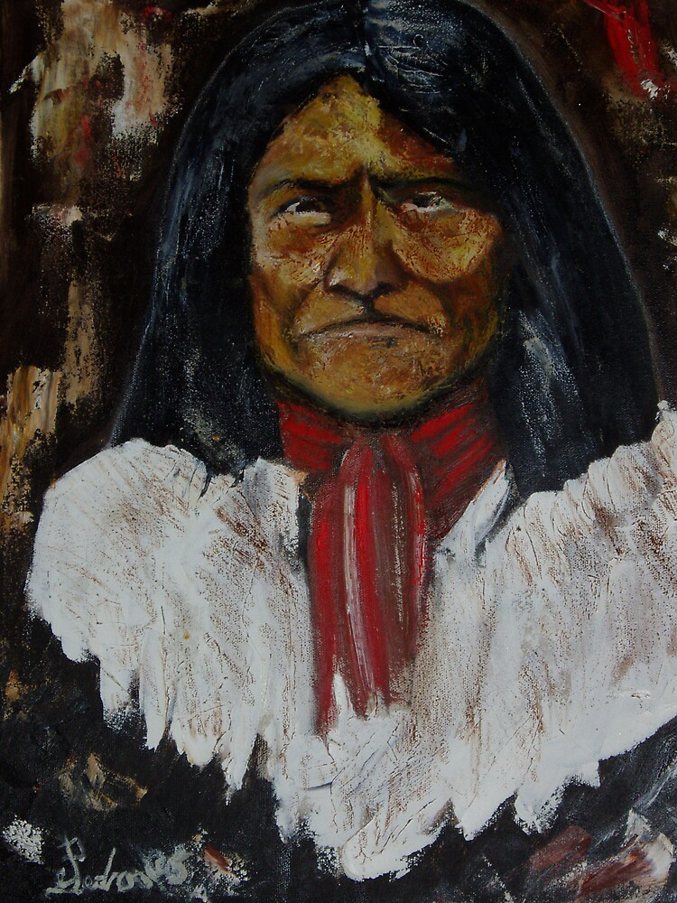 Geronimo by Garry Pedros
