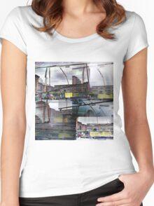 CAM02218-CAM02221_GIMP_B Women's Fitted Scoop T-Shirt