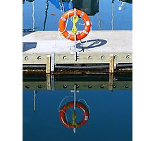 Seeing Double! Photographic Print