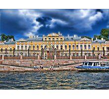 Sheremetev Palace, Saint Petersburg, Russia Photographic Print